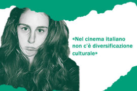 Nel cinema italiano non c'è diversificazione culturale