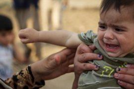 I bambini intrappolati nell'inferno di Mosul