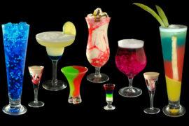 Cocktails e scienza: un mix esplosivo