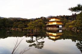 Kinkaku-ji: il gioiello d'oro della terra del Sol Levante
