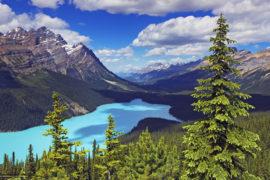I 5 laghi più colorati del mondo