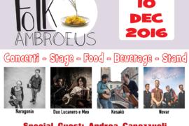 """Artepassante presenta """"Folkambroeus"""": il festival delle danze popolari"""