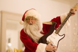 Merry Christmas Baby! La playlist natalizia a tutto rock dello Sbuffo