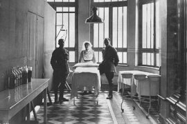 Dal focolare al fronte: donne della grande guerra