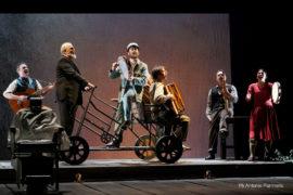 Il casellante di Camilleri va in scena al Teatro Carcano