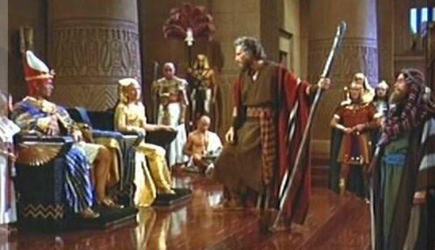 Aronne, la voce di Mosè