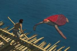 La Tartaruga Rossa, il rapporto armonioso tra uomo e natura