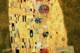 Klimt And Me. Il Bacio in digitale
