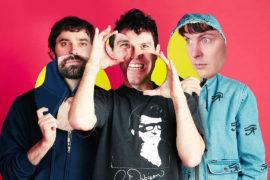 Animal Collective, The Painters EP – Il colore euforico della musica
