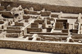 Deir el-MedinaI: il primo sciopero della storia
