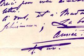 Lettere dal Palcoscenico. Eleonora Duse: non solo copioni.
