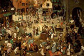 Il Carnevale nell'arte