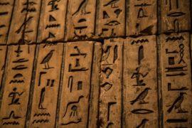 Io sbuffo perchè … i geroglifici non sono ideogrammi