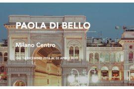 La Milano di Paola Di Bello