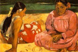 Paul Gauguin il paradiso a Tahiti