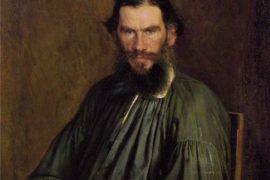 Tolstoj era prima di tutto un uomo.