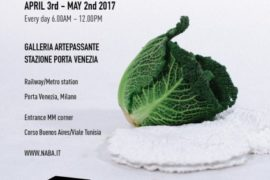 """From foot to head"" – gli studenti di NABA in mostra"