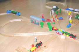 Il mondo del gioco infantile solitario