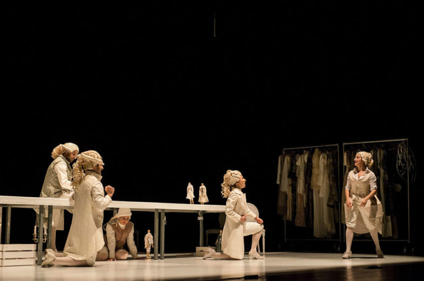 """La locandiera"" al Teatro Carcano"