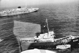 La fine di un'epoca: il naufragio dell'Andrea Doria