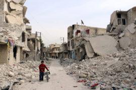 Aleppo: il simbolo della speranza