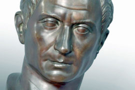 """""""Tu quoque, Brute, fili mi!"""": un Cesaricidio"""