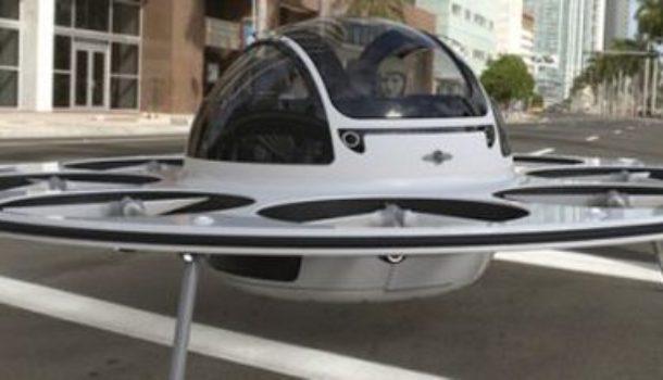 Ifo L Innovativo Drone Che Puo Accogliere Due Passeggeri