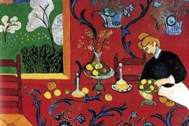 Matisse in rosso