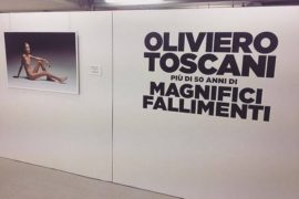 "I ""Magnifici Fallimenti"" di Oliviero Toscani"