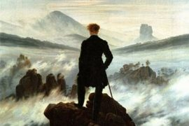 Caspar David Friedrich e il romantico sublime