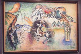 Kandinskij : In viaggio verso l'astrazione