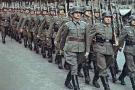 """La guerra """"dopata"""" dei Nazisti"""