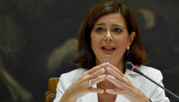 Fake fake news: chi ha incastrato Laura Boldrini?