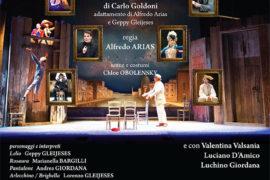 """""""Il bugiardo"""" di Carlo Goldoni al Teatro Carcano di Milano"""