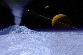 """Forme di vita su Encelado: sempre meno """"fanta"""", sempre più scienza"""