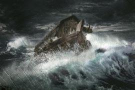 L'arca di Noè: quanto il diluvio è stato «universale»?