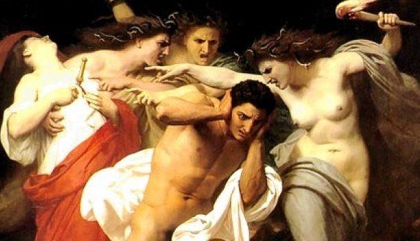 La rilettura della tragedia greca