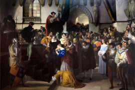 La riscoperta del Medioevo nell'Ottocento