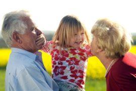Un piccolo ricordo dei nonni