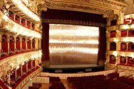 La rinascita del teatro italiano