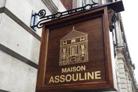 Sorseggiando l'Arte alla Maison Assouline