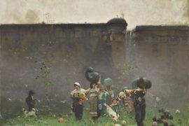 Farsettiarte Asta di aprile: l'arte italiana dell'800 si riscatta