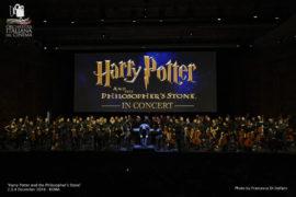 Harry Potter e la pietra filosofale: il cine-concerto
