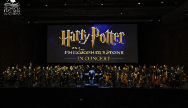 Harry Potter e la pietra filosofale – il cineconcerto