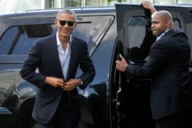 Barack Obama sbarca a Milano: la visita di una rockstar
