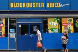 Gli ultimi Blockbuster d'America