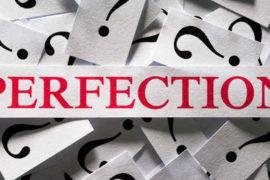 Perfezionismo: un pregio o un limite?