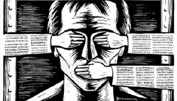 Risultati immagini per immagine della libertà di stampa
