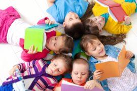Leggere apre la mente, soprattutto ai più piccoli