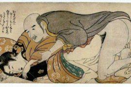 Le cortigiane di Kitaga Utamaro